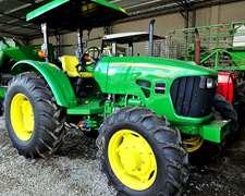 Tractor Joohn Deere 5090e- 0km
