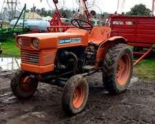 Tractor Kubota Zen-noh 1501 Impecable. Con Tres Puntos.