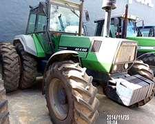 Tractor Marca Deutz 4.190 Año 1999