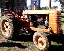 Tractor Marca Fiat Modelo 60