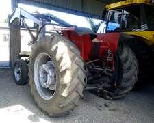 Tractor Marca Massey Ferguson 1075 Con Pala Frontal