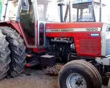 Tractor Massey Fergunson 1660 Estado General Bueno