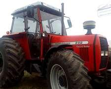 Tractor Massey Fergunson 292 Advanced Impecable 4680 Hs