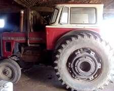 Tractor Massey Ferguson 1185 Con Cabina Y Cub. 18.4 X 34