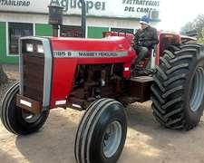 Tractor Massey Ferguson 1195. Joya.