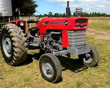 Tractor Massey Ferguson 165 C/tres Puntos.