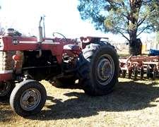 Tractor Massey Ferguson 165 Y Rastra