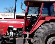 Tractor Massey Ferguson 1650 - Doble Tracción