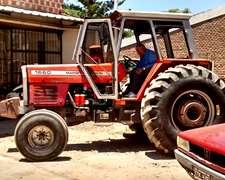 Tractor, Massey Ferguson 1660, 2000