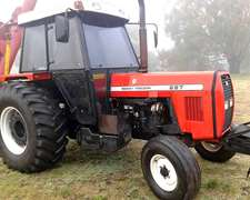 Tractor Massey Ferguson 297 130 Hp 4x2- Año 2007