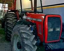 Tractor Massey Ferguson 297 Año 2006 Dt