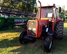 Tractor Massey Ferguson 297 Año 2006 En Excelente Estado