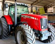 Tractor Massey Ferguson 6495 Dyna 6