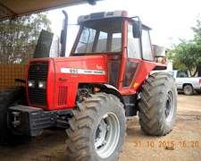 Tractor Massey Ferguson 650 Primera Mano