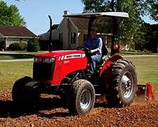 Tractor Massey Ferguson Mf 2615/2.