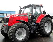 Tractor Massey Ferguson Serie 7600