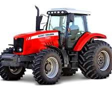 Tractor Massey Ferguson Serie Mf 7000 Industria Argentina