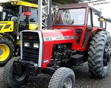 Tractor Mf 1195 83, Cubiertas 18-4-38 Vende Cignoli Hnos