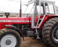 Tractor Mf 1215 S-4, Mod. 92, Cabina