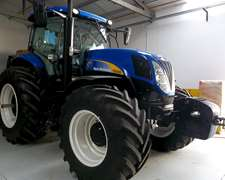 Tractor New Holland 6090 165hp E Inmediata Al 4,5% Ingles