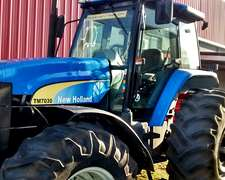 Tractor New Holland 7030 Año 2011