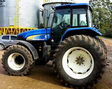 Tractor New Holland 7030 - Año 2012