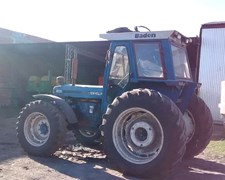 Tractor New Holland 8030 Año 1999