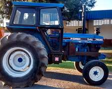 Tractor New Holland / Ford 7630 Turbo