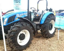 Tractor New Holland Linea Td5. 75/90/100/110 Hp