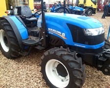 Tractor New Holland Tdf 65, 75, 85 Hp Tasa %15 En Pesos