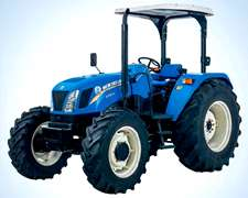 Tractor New Holland T T 4.75 2 W D