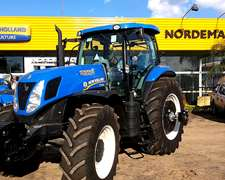 Tractor New Holland T 7.215 Entrega Inmediata