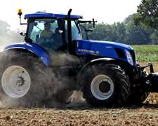 Tractor New Holland T7 150-165-180- 215-240 Hp