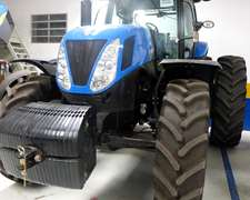 Tractor New Holland T7 245 E