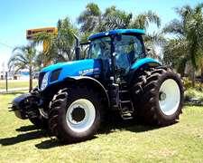 Tractor New Holland T7.245-nuevo-entrega Inmediata