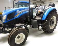 Tractor New Holland Td 5.100 Traccion Simple Entrega Inmedia