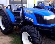 Tractor New Holland Td85f Nuevo Entrega Inmediata