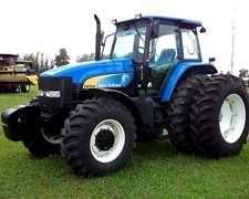 Tractor New Holland Tm7030-nuevo-entrega Inmediata