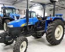 Tractor New Holland Tt75 Traccion Simple Entrega Inmediata