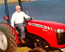 Tractor Nuevo Mf 2640