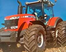 Tractor Nuevo Mf 8670