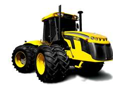 Tractor Pauny Articulado Evo 500c / 540c / 580c / 710c