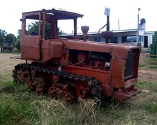 Tractor Ruso Oruga Dt-75