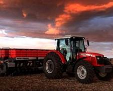 Tractor Massey Ferguson Serie 4200 - Mf 4292 Dt