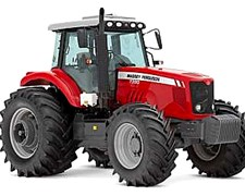 Tractor Massey Ferguson Serie Mf 7000 - Mf 7390