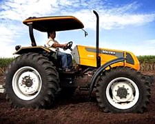 Tractor Valtra Serie A