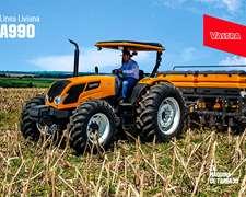 Tractor Valtra Modelo A-990 4x4 G. Il