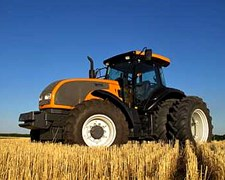 Tractor Valtra Serie Bt