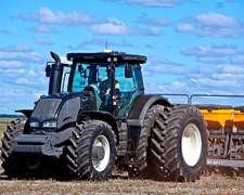 Tractor Valtra Serie S