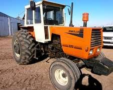 Tractor Zanello 220, Buen Estado General